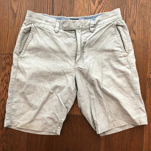 "J.crew Mens 10.5"" Oxford Short (Size 29)"